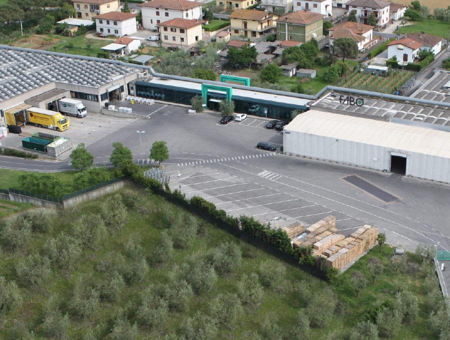 Fabo - Logistica
